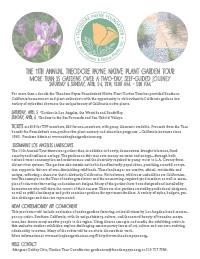 2014 Press Release