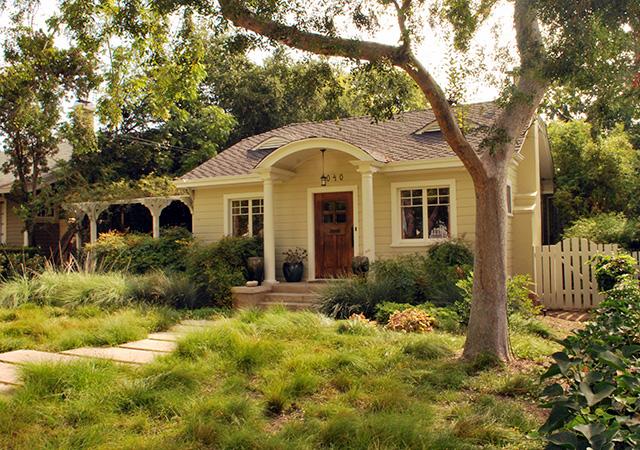 Garden 33 in South Pasadena